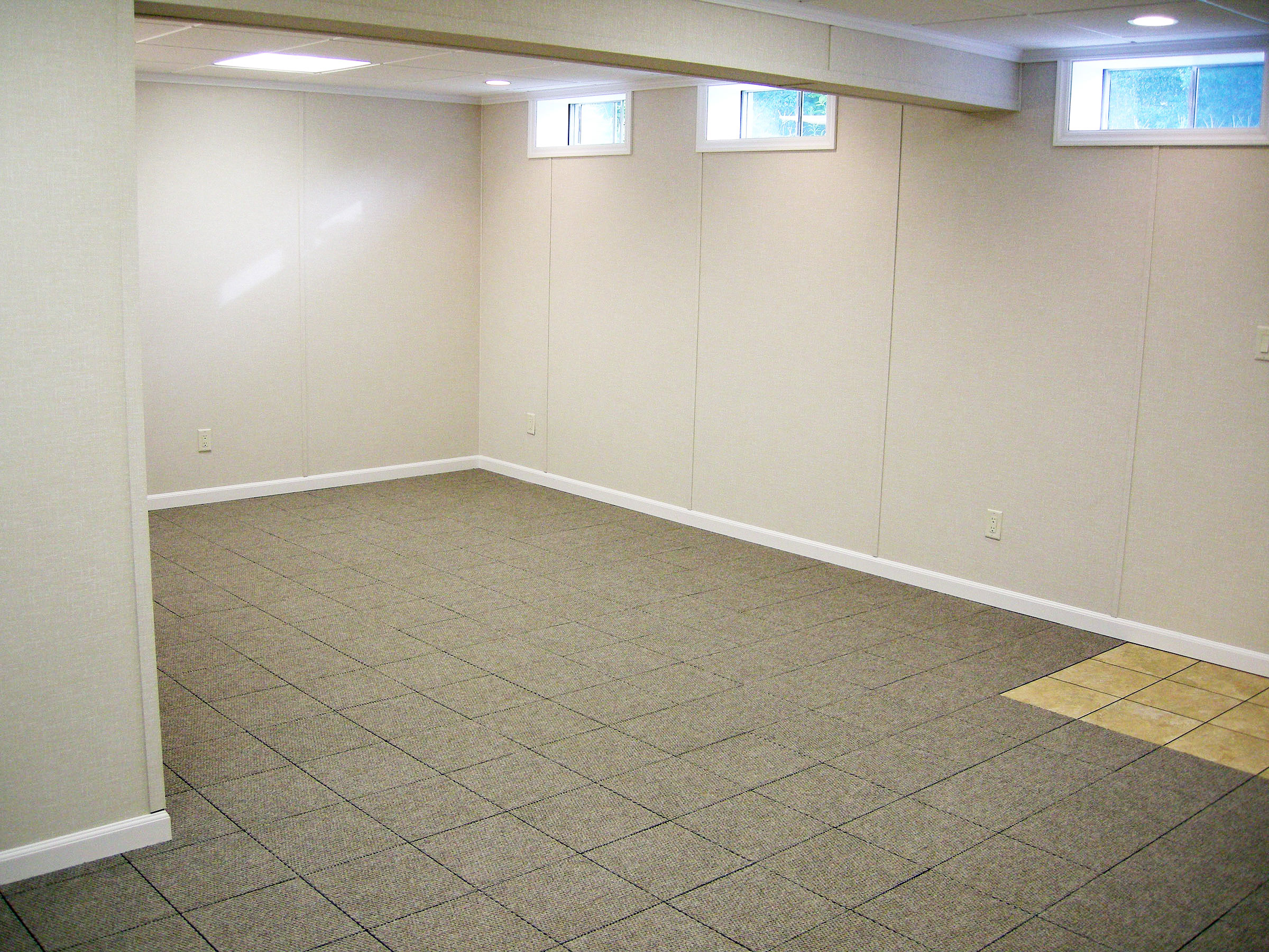 Basement Flooring Options That Last!