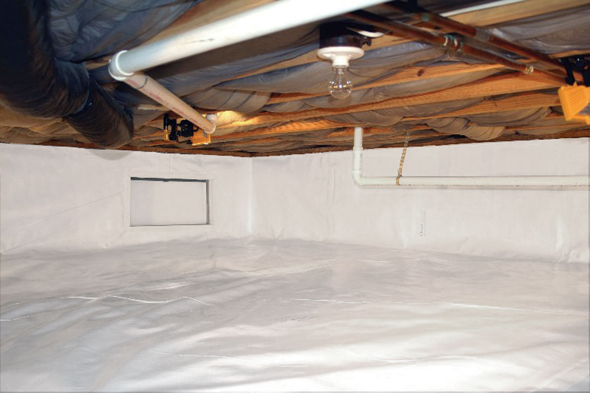 Your crawl space could be costing you hundreds in utility costs each year. Find out how simple preventative measures can...