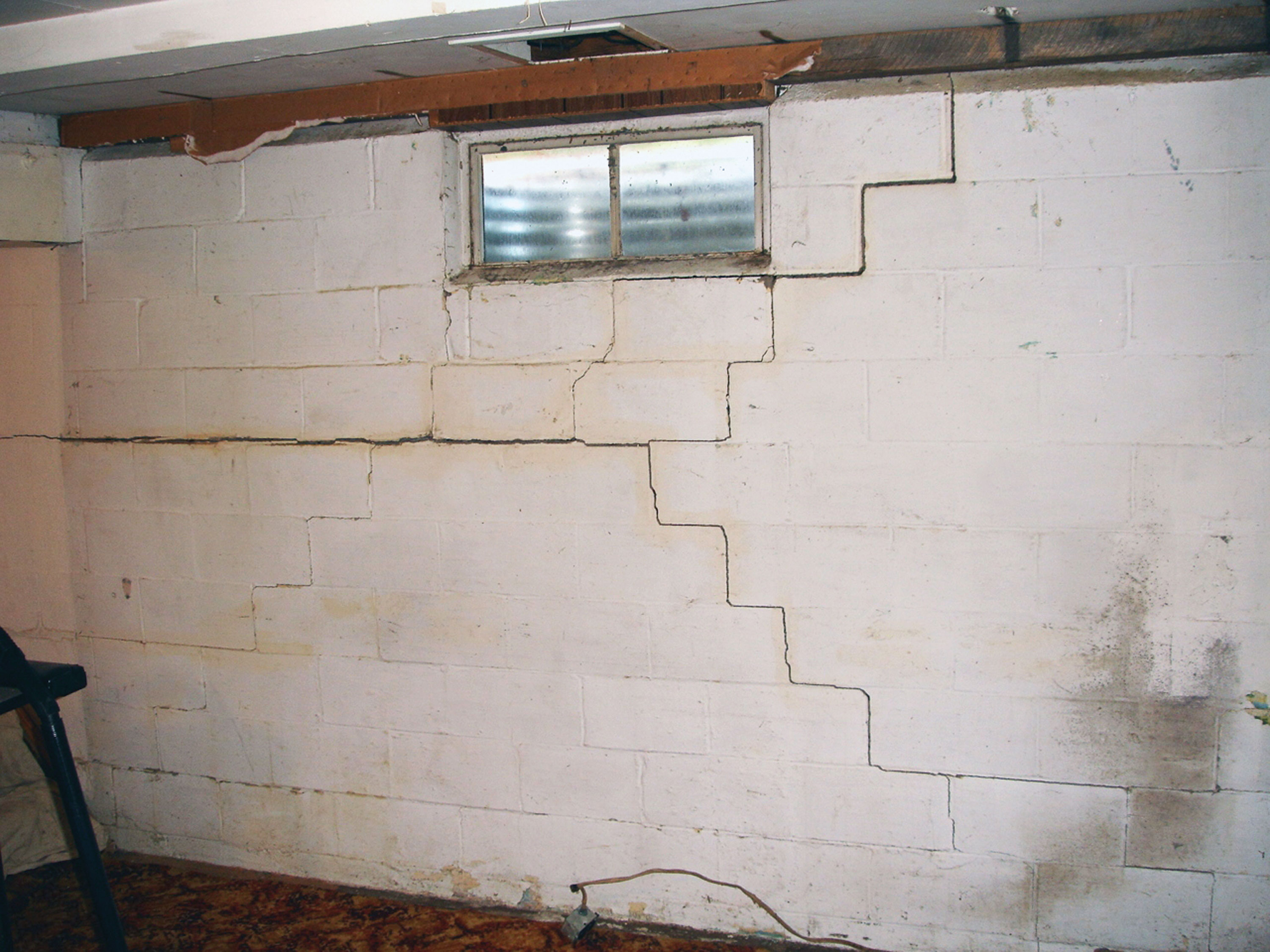 Cracks in your home's foundation can become a major problem for your home and should be taken care of immediately....